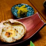 Baked Scallop with Cheese